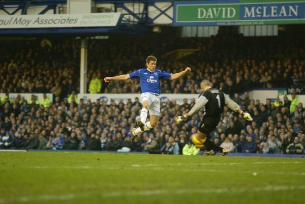 Everton ePhoto Previous Seasons: Season 04-05: Everton 0 Charlton 1 22-01-05