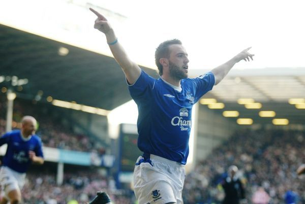 Everton ePhoto Previous Seasons: Season 04-05: Everton 3 S'land 0 (FA Cup) 29-01-05