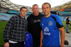 Barclays Premier League - Everton Pre Season Tour - Everton Training - ANZ Stadium