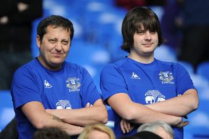 Barclays Premier League - Everton v Blackburn Rovers - Goodison Park