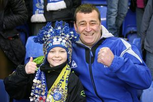 Barclays Premier League - Everton v Blackpool - Goodison Park