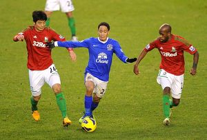 Barclays Premier League - Everton v Swansea City - Goodison Park