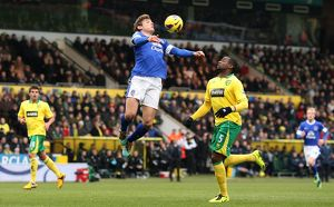 Barclays Premier League - Norwich City v Everton - Carrow Road