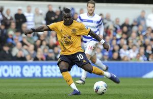 Barclays Premier League - Queens Park Rangers v Everton - Loftus Road