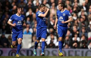 Barclays Premier League - Tottenham Hotspur v Everton - White Hart Lane
