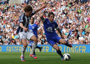 Barclays Premier League - West Bromwich Albion v Everton - The Hawthorns