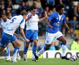 Bury v Everton