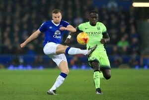 Capital One Cup - Everton v Manchester City - Semi Final - First Leg - Goodison Park