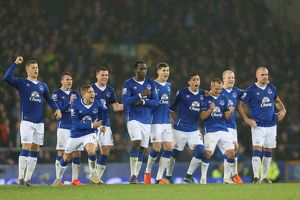 Capital One Cup - Fourth Round - Everton v Norwich City - Goodison Park