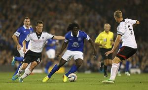 Capital One Cup - Third Round - Fulham v Everton - Craven Cottage