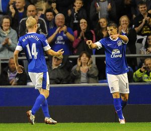 Capital One Cup - Second Round - Everton v Leyton Orient - Goodison Park