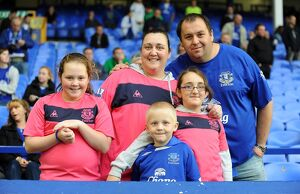Carling Cup - Second Round - Everton v Huddersfield Town - Goodison Park