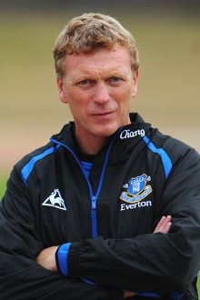 David Moyes (Selection of 16 Items)