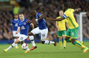 EFL Cup - Third Round - Everton v Norwich City - Goodison Park
