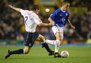 Everton 2 PNE 0 (Carling Cup) 27-10-04