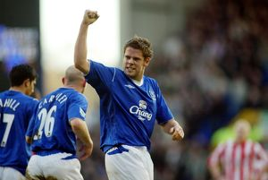 Everton 3 S'land 0 (FA Cup) 29-01-05