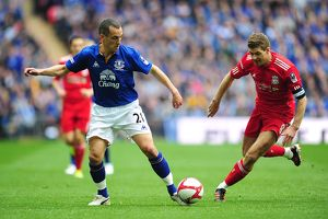 FA Cup - Semi Final - Liverpool v Everton - Wembley Stadium