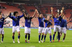 FA Cup - Sixth Round - Replay - Sunderland v Everton - Stadium of Light