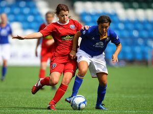 FA Womens Super League Continental Cup - Group C - Everton Ladies v Bristol Academy