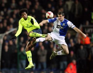 Football - Blackburn Rovers v Everton Barclays Premier