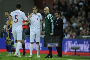 Football - England v Ukraine - 2010 World Cup Qualifying
