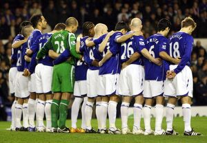 Football - Everton v Chelsea - Carling Cup Semi Final Second Leg - Goodison Park