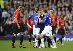 Football - Everton v Manchester United - Barclays Premier
