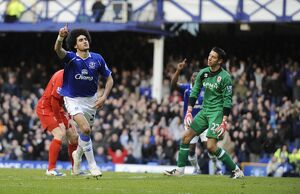 Football - Everton v Middlesbrough FA Cup Quarter Final