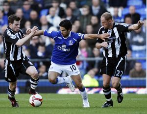 Football - Everton v Newcastle United - Barclays Premier