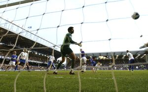 Football - Everton v Portsmouth - Barclays Premier League - Goodison Park - 07/08