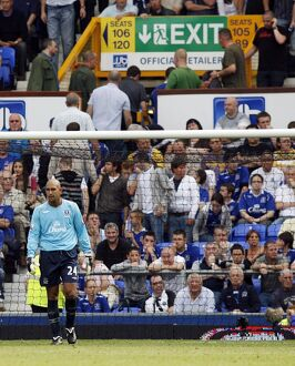 Football - Everton v Portsmouth Barclays Premier League