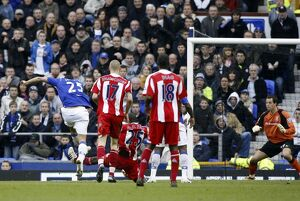 Football - Everton v Stoke City Barclays Premier League