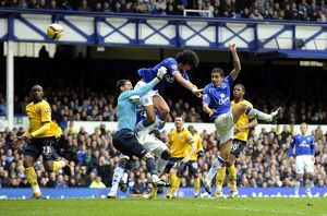 Football - Everton v West Bromwich Albion - Barclays