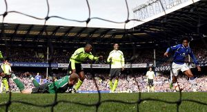 Football - Everton v Wigan Athletic Barclays Premier