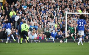 Football - Everton v Wigan Athletic - Barclays Premier