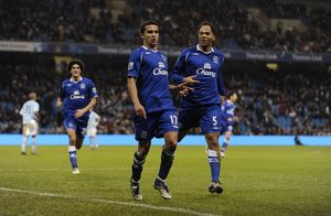 Football - Manchester City v Everton - Barclays Premier