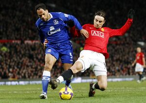 Football - Manchester United v Everton - Barclays Premier