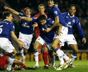 Football - Middlesbrough v Everton - Barclays Premier