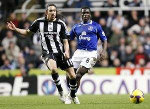 Football - Newcastle United v Everton Barclays Premier
