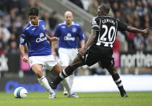 Football - Newcastle United v Everton - Barclays Premier League - St James Park