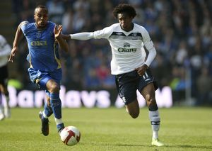 Football - Portsmouth v Everton - Barclays Premier