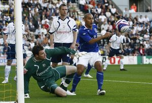 Football - Preston North End v Everton - Pre Season Friendly - Deepdale - 18/7/07