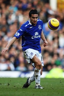 Football - Stock - 07/08 - 9/2/08 Tim Cahill - Everton Mandatory Credit