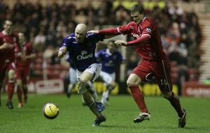 Middlesbrough v Everton Barclays Premier League