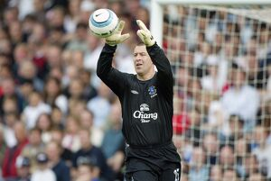 <b>Fulham 2 Everton 0 30-04-05</b><br>Selection of 6 items