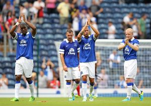 Pre Season Friendly - Blackburn Rovers v Everton - Ewood Park