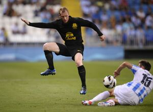Pre Season Friendly - Malaga CF v Everton - La Rosaleda Stadium