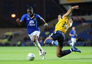 Pre Season Friendly - Oxford United v Everton - Kassam Stadium