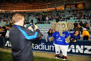 Pre Season Friendly - Sydney FC v Everton - ANZ Stadium