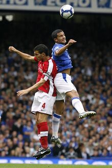Soccer - Barclays Premier League - Everton v Arsenal - Goodison Park